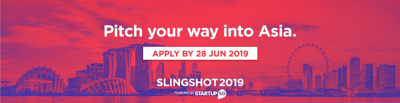 Apply for SLINGSHOT 2019